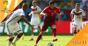 World Cup Watch: Day 11 live on BBC & ITV