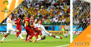 World Cup Watch: Day 15 live on BBC & ITV