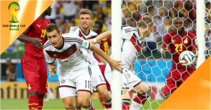World Cup Watch: Day 18 – Last 16 live on BBC & ITV