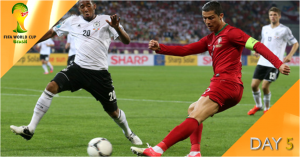 World Cup Watch: Day 5 live on BBC & ITV