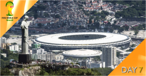 World Cup Watch: Day 7 live on BBC & ITV