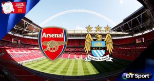 FA Community Shield 2014 live on BT Sport