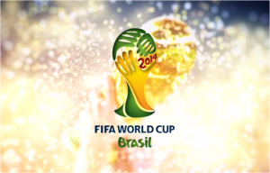 FIFA World Cup Brazil 2014 on BBC & ITV