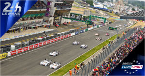 Le Mans 24 Hours 2014 live on British Eurosport