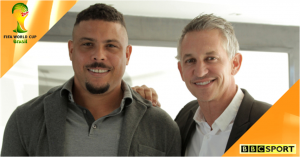 Lineker in Brazil: The Beautiful Game on BBC One