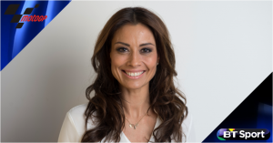 Melanie Sykes leaves BT Sport's MotoGP coverage