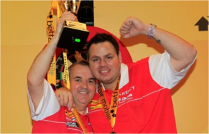 PDC World Cup of Darts 2014 live on Sky Sports