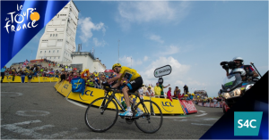 S4C secures live Tour de France rights