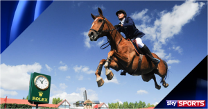 Sky Sports announces 2014 summer showjumping coverage