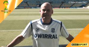 World Cup 2014: BBC commentator Steve Wilson Q&A