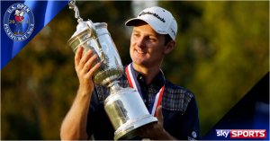 114th U.S. Open Championship live on Sky Sports