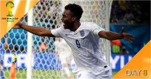 World Cup Watch: Day 8 – Uruguay v England live on ITV