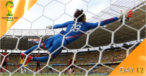 World Cup Watch: Day 12 live on ITV & ITV4