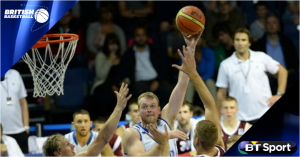 BT Sport to screen Great Britain's EuroBasket 2015 qualifiers