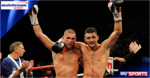 Collision Course: Bellew & Cleverly live on Sky Sports
