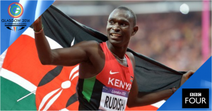 David Rudisha documentary to be shown on BBC Four