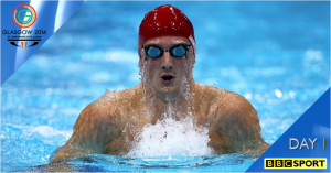 Glasgow 2014 Watch: Day 1 on BBC Sport – TV Guide