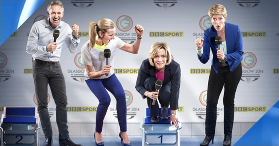 Glasgow 2014 Meet The Bbc Sport Presenting Team Sport