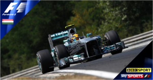 Hungarian Grand Prix 2014 live on Sky Sports F1