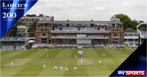 200 years of Lord's: MCC v RoW live on Sky Sports