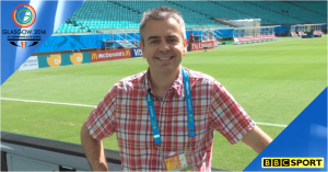 Glasgow 2014: BBC cycling commentator Simon Brotherton Q&A