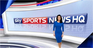Sky Sports News moves to 401 from August 12 as part of major revamp