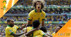 World Cup Watch: Day 20 – Quarter Finals live on BBC & ITV