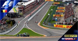 Belgian Grand Prix 2014 live on BBC One & Sky Sports F1