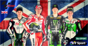 MotoGP 2014: British Grand Prix live on BT Sport
