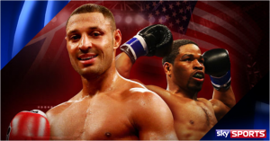Fight Night: Kell Brook v Shawn Porter live on Sky Sports