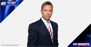 Football League 2014/15: Q&A with Sky Sports presenter Simon Thomas