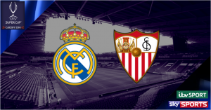 UEFA Super Cup 2014: Real Madrid v Sevilla live on ITV4 & Sky Sports 5