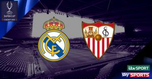 UEFA Super Cup 2014: Real Madrid v Sevilla live on ITV4 & Sky Sports 5