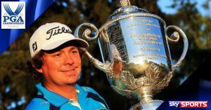 US PGA Championship 2014 live on Sky Sports