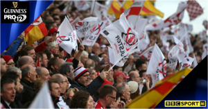 BBC Northern Ireland agrees four-year Ulster Pro12 deal