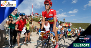 La Vuelta a Espana 2014 on British Eurosport & ITV4