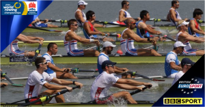 World Rowing Championships 2014 live on BBC & Eurosport