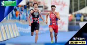 ITU World Triathlon Series Grand Final 2014 live on BBC & BT Sport