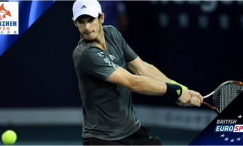 British Eurosport to screen Andy Murray in Shenzhen Open