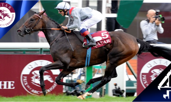 Prix de l'Arc de Triomphe 2014 live on Channel 4