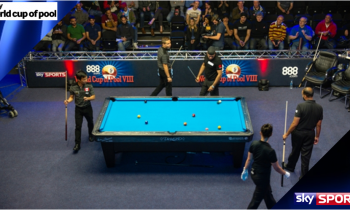 World Cup of Pool 2014 live on Sky Sports