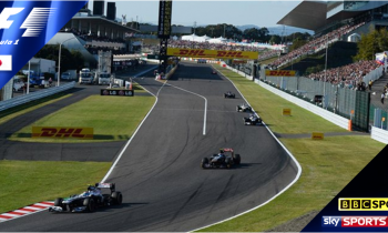 Japanese Grand Prix 2014 live on BBC One & Sky Sports F1