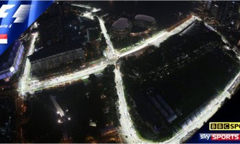Singapore Grand Prix 2014 live on Sky Sports F1
