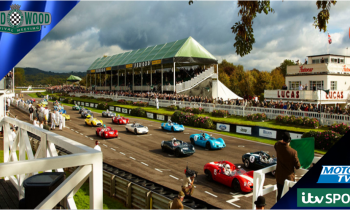 Goodwood Revival 2014 on ITV & Motors TV