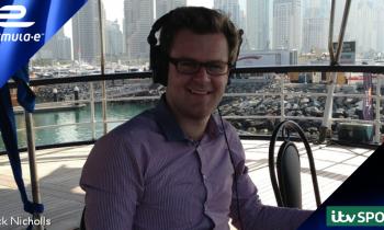 Formula E: Q&A with ITV4 commentator Jack Nicholls