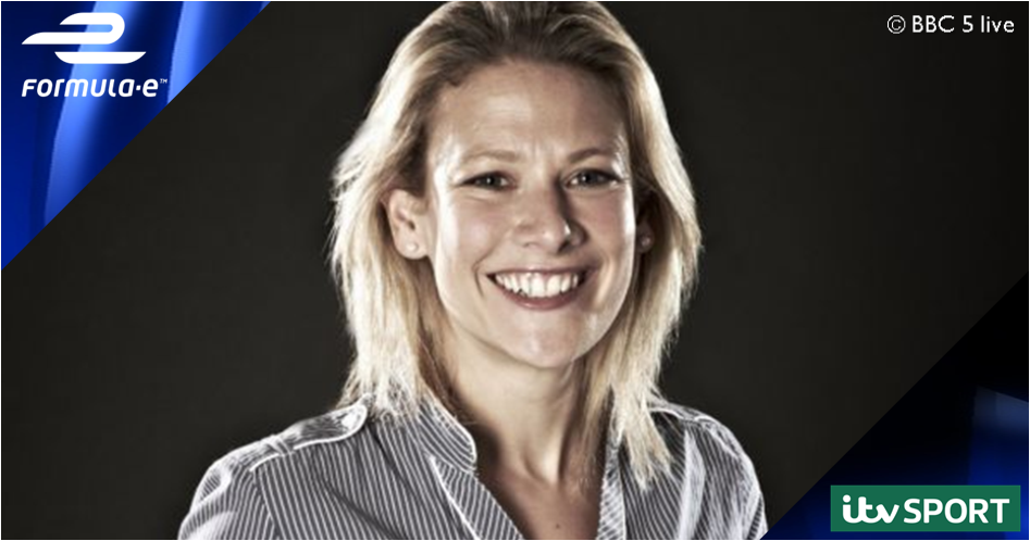 Formula E: Q&A with ITV4 host Jennie Gow – Sport On The Box