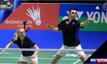 Sky Sports to show inaugural National Badminton League