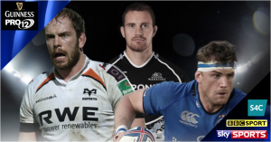 Sky, BBC & S4C confirm opening live 2014/15 Pro12 games