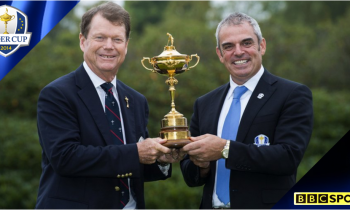 Ryder Cup 2014: Free-to-air highlights on BBC Two