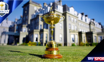 Ryder Cup 2014: Pro-Celebrity Challenge live on YouTube